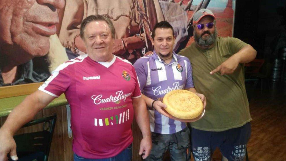 RT @MARCAvalladolid: 📰 La tortilla mágica del Pucela ➡ https://t.co/IXmsXkVs3i https://t.co/sLLVVuAWEi