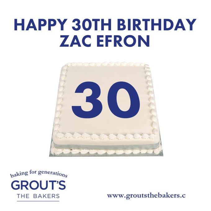 Happy 30th Birthday to Zac Efron. What\s your favourite Zac movie?