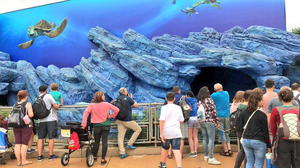 test Twitter Media - Ga mee achter de schermen bij de bouw van Crush's Coaster in het Walt Disney Studios Park in ons speciale 'Behind the Magic' artikel en ontdek de geheimen van deze achtbaan: https://t.co/FxhBJcd7nJ https://t.co/BFhlEOHhTS