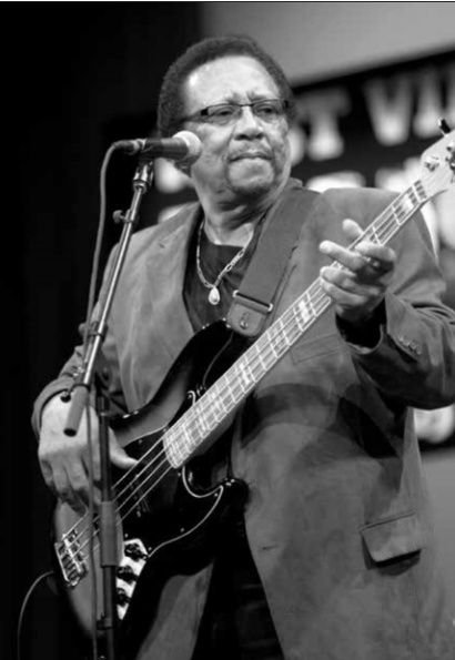 Happy 77nd birthday to Billy Cox!