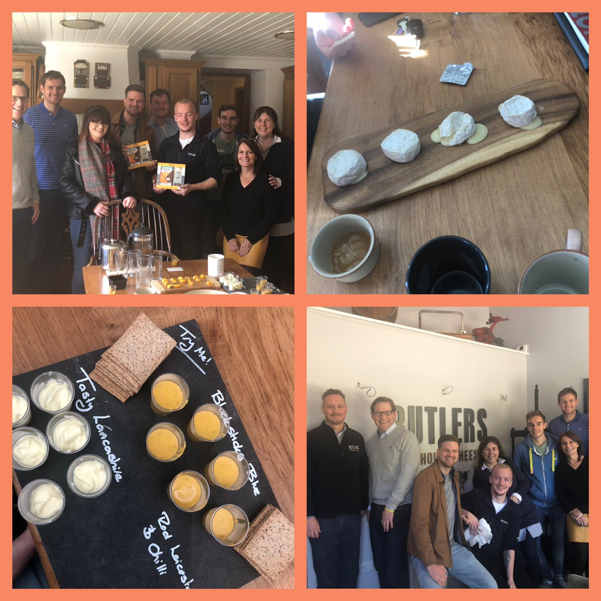 RT @TheHubAt16: Great morning @ButlersCheese #nvqs #opportunities #hospitality #careers https://t.co/wnM7tG5yYe