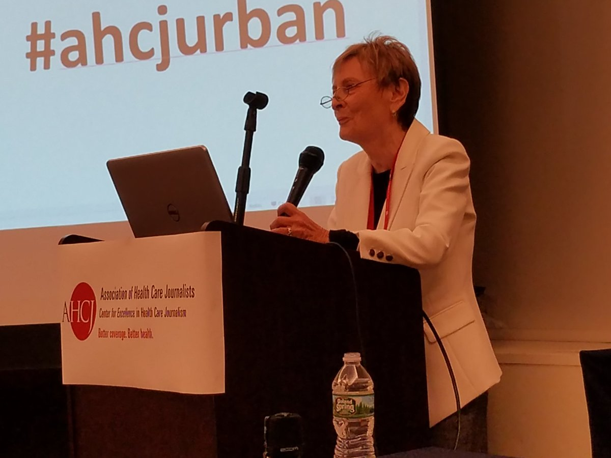 test Twitter Media - .@Trudy_Lieberman opening up #ahcjurban in NYC. https://t.co/26gCDZ8i2Q