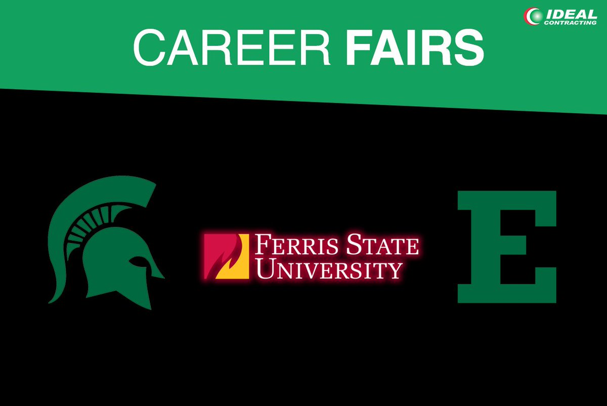 test Twitter Media - Students, stop by and visit with us!! We are at the Ewigleben Athletic Complex at Ferris State University until 3:00 PM. #CareerFair #FerrisStateUniversity #FSU https://t.co/Rkx3Ah1gmU