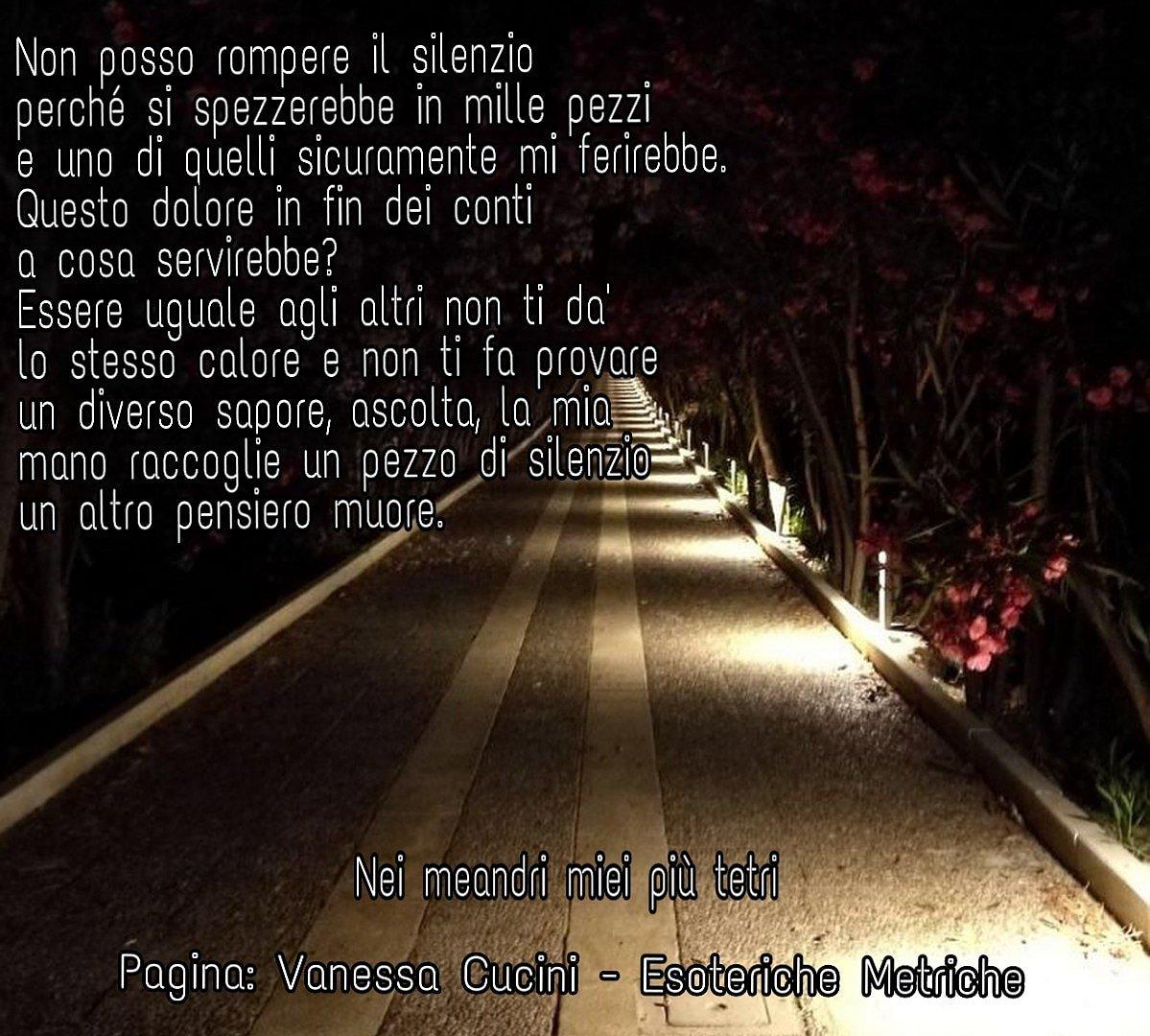 #scrivodelsilenzio