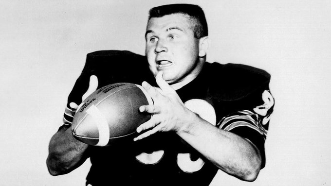 Happy BDay to our lifetime member and Hall of Famer Mike Ditka!