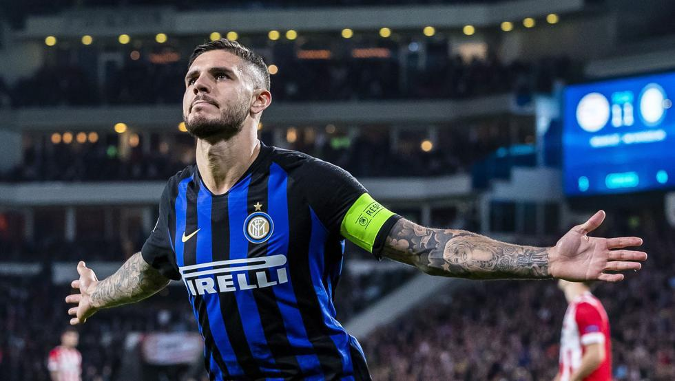 "RT @mundodeportivo: Mauro Icardi: ""Hubo contactos pero decidí quedarme en el Inter"" https://t.co/wcS96ptNND https://t.co/GeLkpvYbdp"