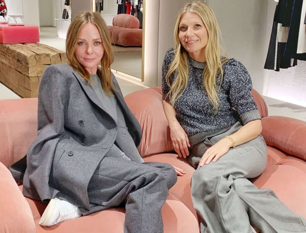 So much fun interviewing my great friend @StellaMcCartney on today's @goop podcast https://t.co/gSBiIAzDTc https://t.co/rozeiL4aHh