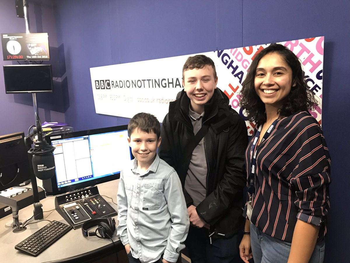 test Twitter Media - Great to see @ShokerMotion at @BBCNottingham this evening. An update on James's #type1 #diabetes trial & the work of @JDRFUK later in the year as well?? @NUH_Child_Res @nottmhospitals #nottingham https://t.co/8JfAwIJQnB