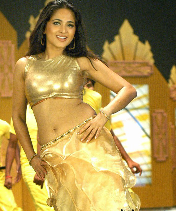Happy birthday to you advance Anushka Shetty