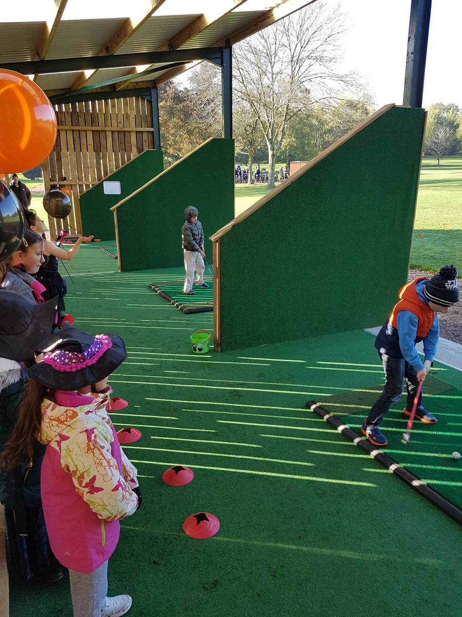 test Twitter Media - Brilliant Halloween Junior Golf Camp! Some amazing costumes. So much fun! #golf #Halloween #growthegame #getintogolf #WeLoveGolf #fun @MidlandsGolfer @GolfRootsHQ @EGWomensGolf @GirlsGolfRocks1 @staffsgolf @thejazzygolfer https://t.co/J0lvbDPfmT