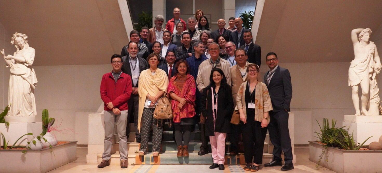 @mexfitec2018 Clôture du Forum #MEXFITEC à l'hôtel de ville de Biarritz @Ville2Biarritz, Merci à tous ! Gracias a Todos ! https://t.co/quCmztL4uj