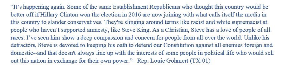 #GOPe trying to take out a Republican!