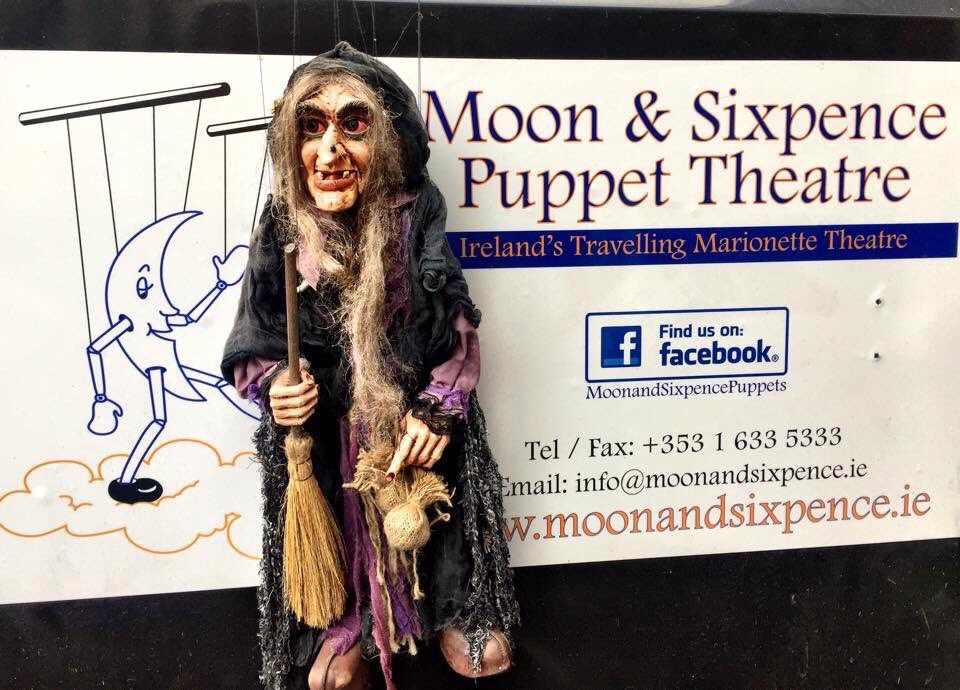 test Twitter Media - Happy Haloween, everyone!  ...from Ireland's traveling marionette theatre. Stay safe! #HappyHalloween https://t.co/yHll2HuLn2