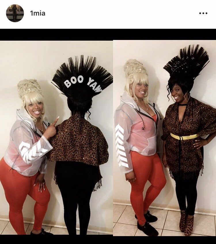 Loving all of these #BAPS Halloween costumes! Too good!!! Keep 'em comin' #BOOYAW https://t.co/icppeh4K69