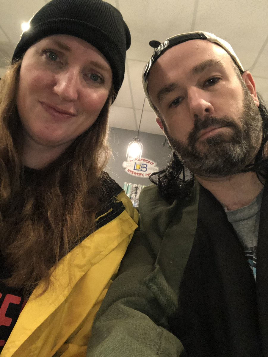 RT @coldsteel1028: @ThatKevinSmith We had so much fun Sat night that we had to reprise the roles again tonight https://t.co/VMz8oNwAkl