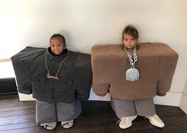 RT @dashkidss: I Love It. North, Penelope, Reign and Saint as Kanye and Lil Pump @KimKardashian @kanyewest https://t.co/RG0faQ8ngf