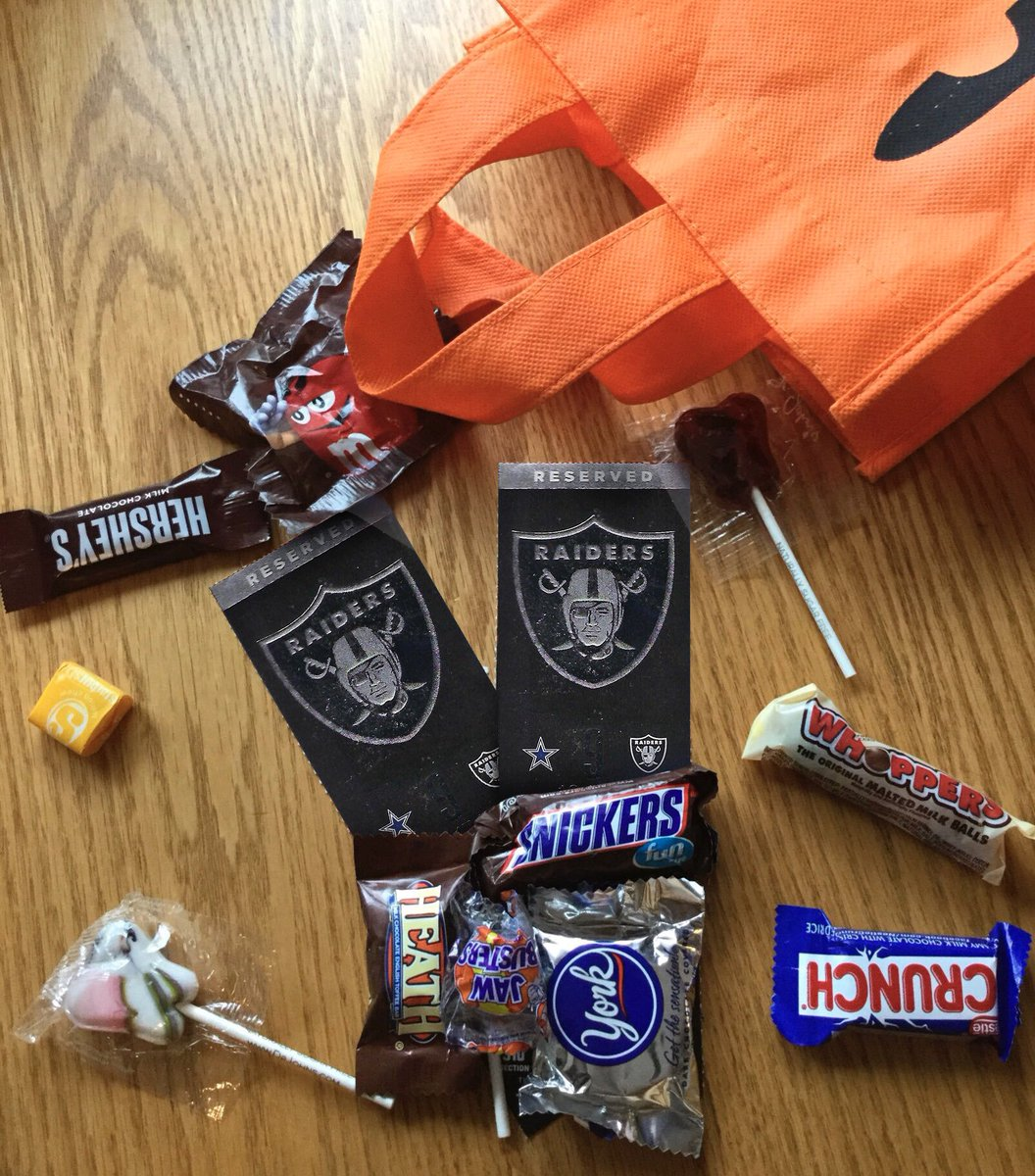 parents - please check your children's candy this halloween! i just