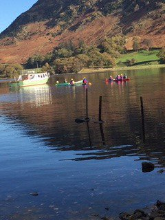 test Twitter Media - Sunny day two at Patterdale #lovecanoeing https://t.co/cuNjvjL5Nz