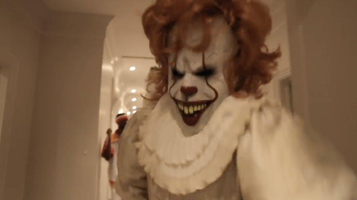 Who's afraid of clowns??? https://t.co/wZXaINKVzh