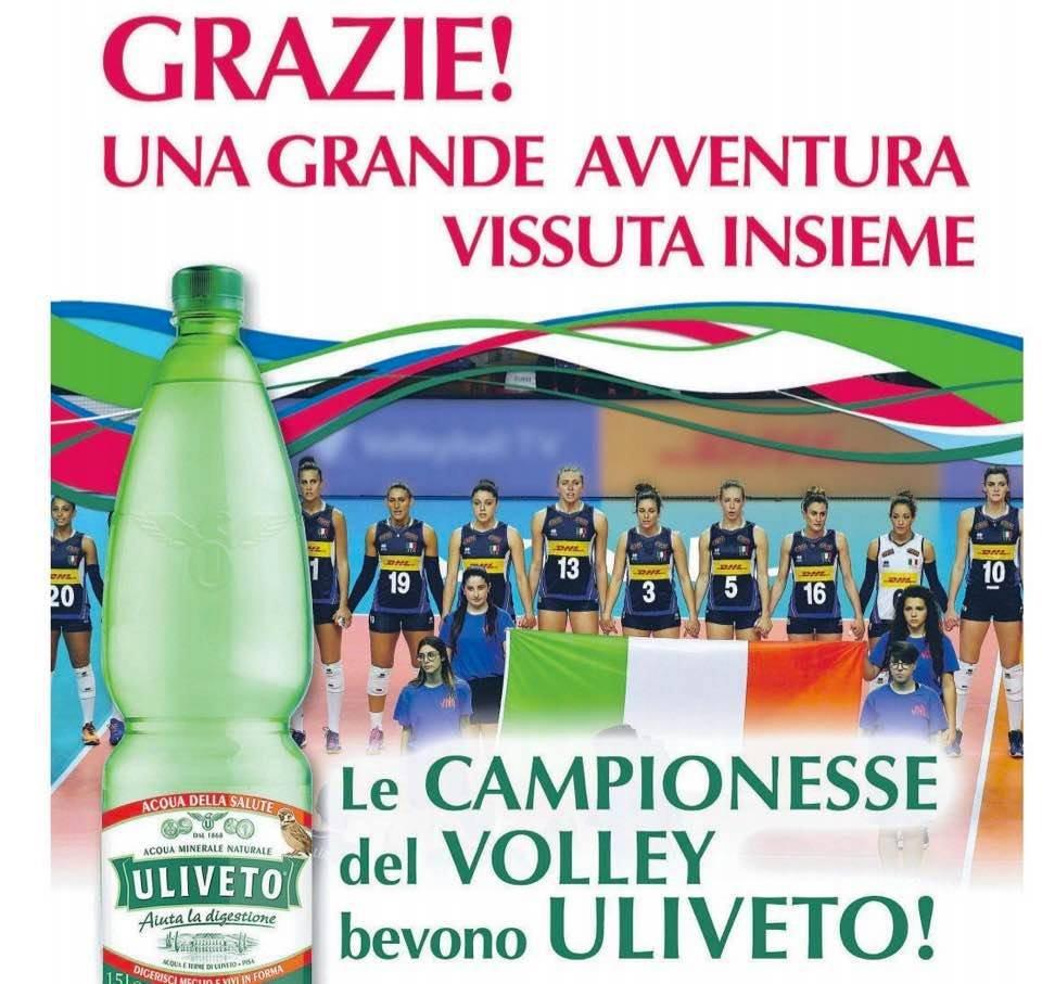 #VolleyMondiali18