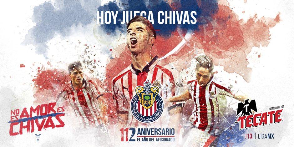 RT @Chivas: 🎉 ¡Ganar o ganar! 💪🇫🇷   ¡#HoyJuegaChivas en Puebla! 👊🔥 🙌 ¡VAMOS REBAÑO! 🔴⚪️ https://t.co/qCu0MI7bMc