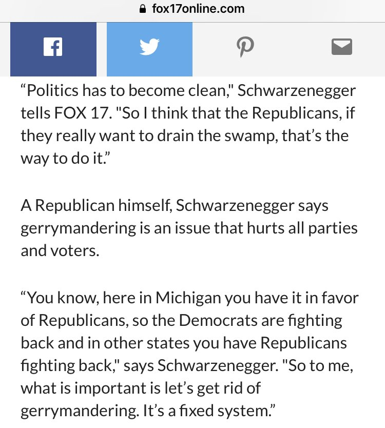 RT @NotPoliticians: ???????????? Well said, @Schwarzenegger! https://t.co/cjva3XS3ig https://t.co/omwVfMpJZz