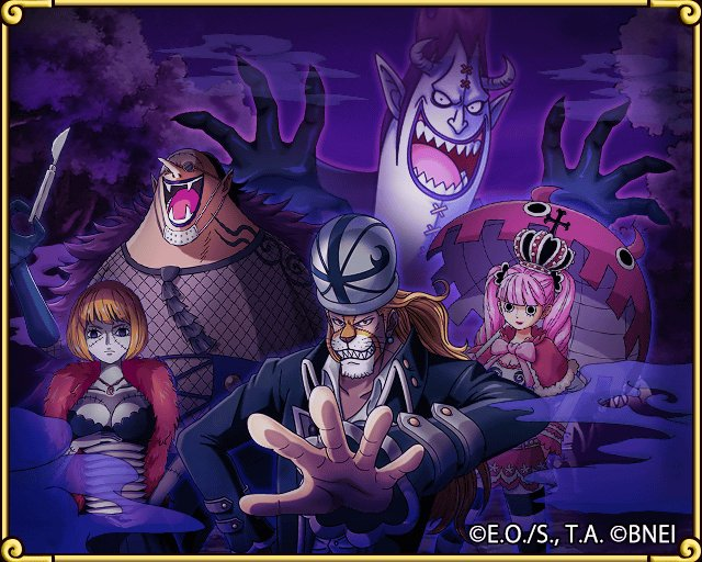 Found a Transponder Snail!  Shots of those Spooky guys at Thriller Bark! https://t.co/xYLXMHxLfj #TreCru https://t.co/jcnQgp5Sfg