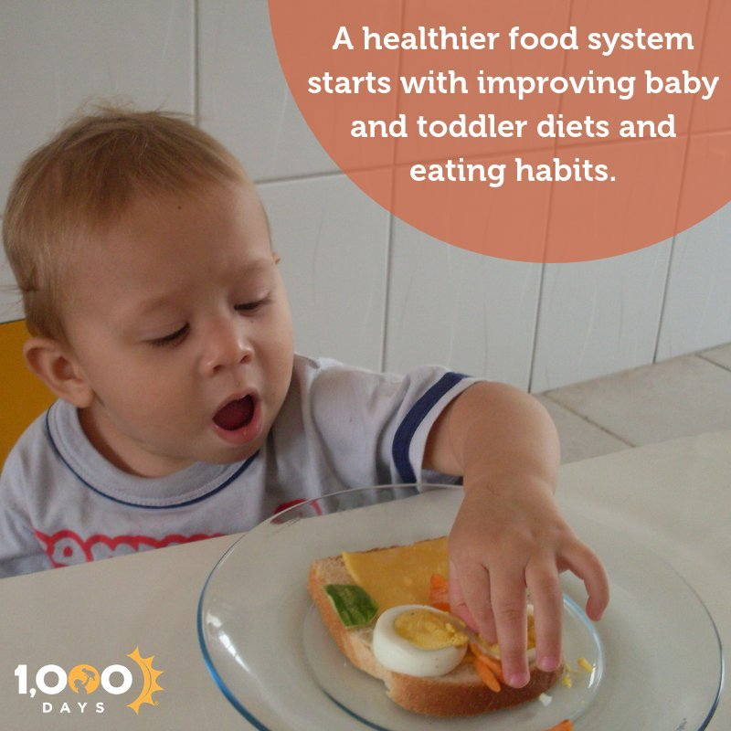 test Twitter Media - What babies eat in their first #1000days will shape their future health and lifelong food preferences. Unhealthy diets in childhood can predispose a child to #obesity, #diabetes and other #NCDs. #enoughNCDs https://t.co/ShzGYsjBzs