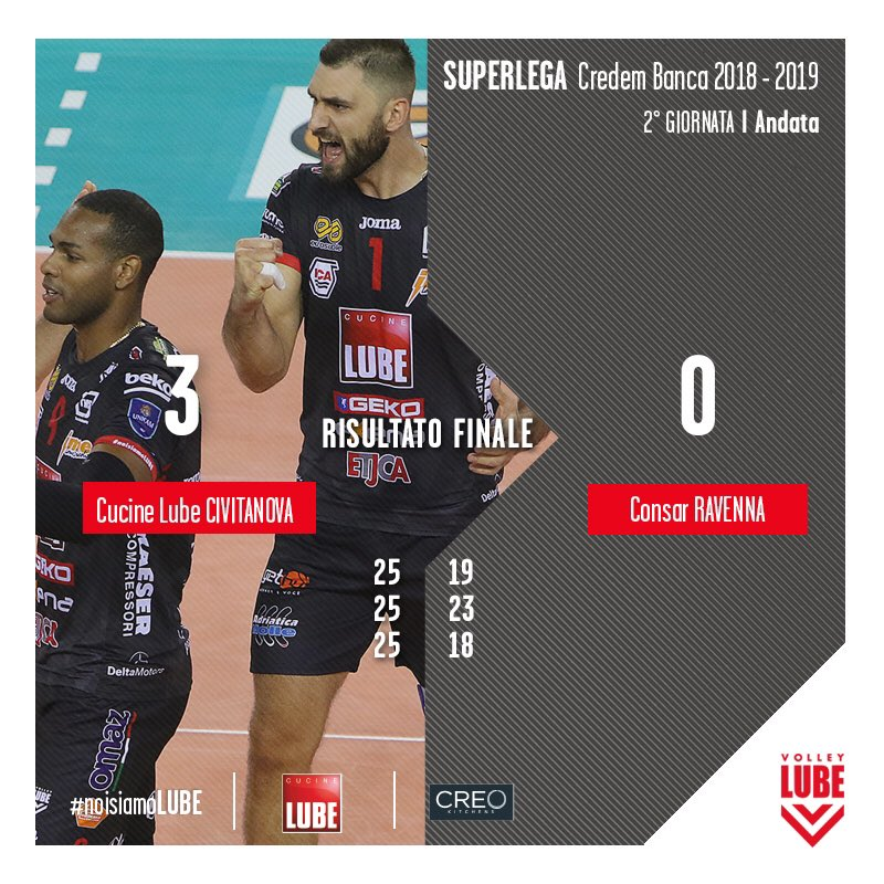 #Superlega