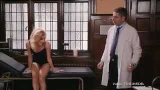 Rowan Atkinson gives Pixie Lott a full body examination . . . https://t.co/wILAQqZ9Gw https://t.co/qlt9oOOFQe