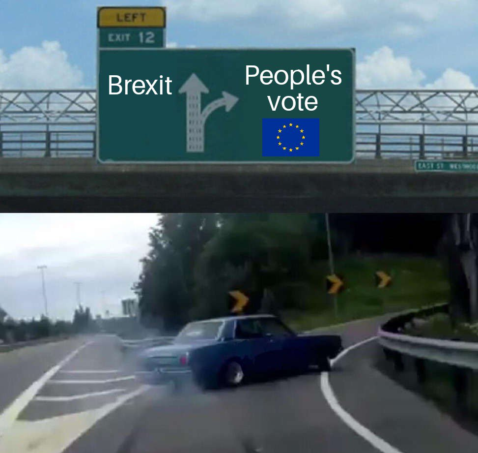 @SadiqKhan @campbellclaret @peoplesvote_uk @FFSake_ @peoplesvote_hq #Stopbrexit #europeunited #PeoplesVoteMarch https://t.co/8cTiPWrx2Q