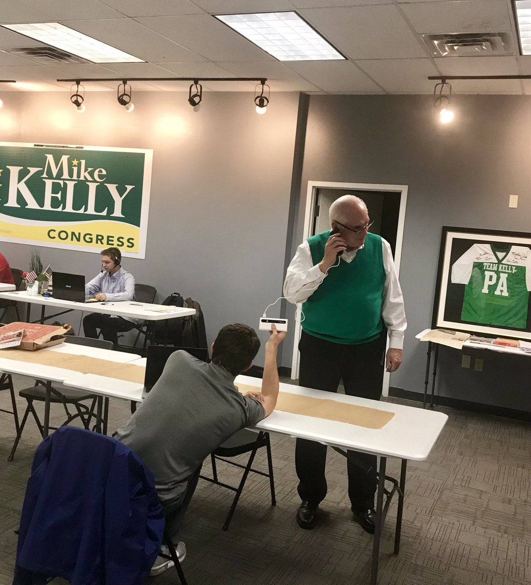 Team Kelly spent the weekend making phone calls and knocking on doors all over the 16th district. 15 days to go and we are not slowing down!