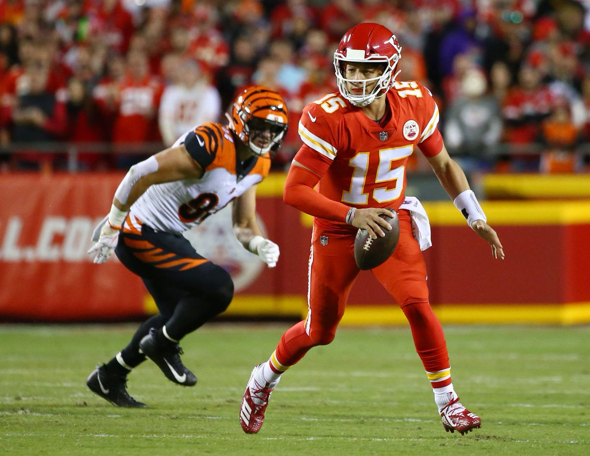 test Twitter Media - Hear Patrick Mahomes live right now on the 7th Street Casino Arrowhead Pride Postgame Show! https://t.co/iCbHkroBmb