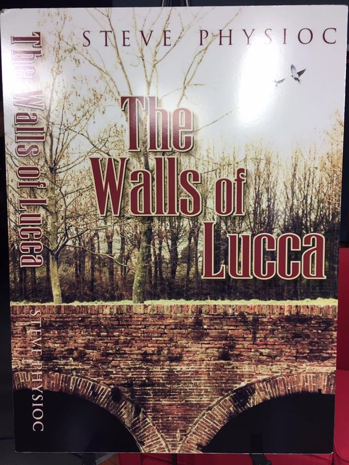 test Twitter Media - It was a pleasure talking to @RalphHipp recently about my debut #novel, THE WALLS OF LUCCA. Watch the video here: https://t.co/FEzgkGdTNI. If you enjoy #historicalfiction and #romance, grab your copy today at https://t.co/jJXaqeN0d9 #wallsoflucca #SPbooks #Italy #authorinterview https://t.co/Tz5hKWfMVs