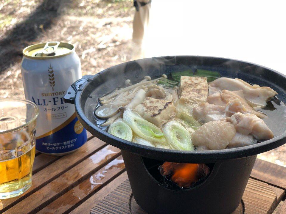 レシピ キャンプ