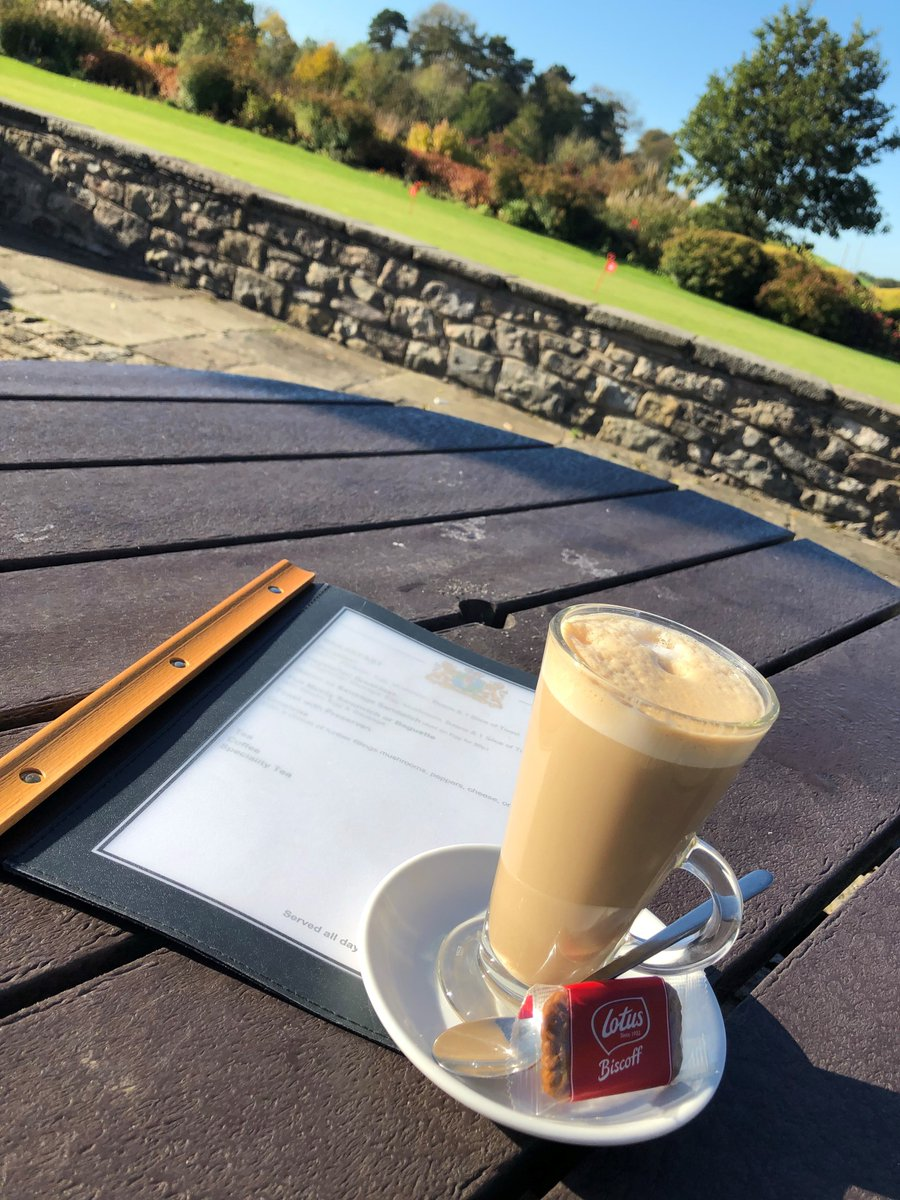 test Twitter Media - Hello Autumn/Winter Menu🍁🍽️  We have just launched our Autumn/Winter Merrick's Bar Menu. What better way to enjoy the new menu than with a cheeky coffee in the sunshine?☕☀️  No need to book, just turn up and enjoy! . . #autumnwintermenu #clubhouse #cottrellpark #coffee #newmenu https://t.co/G4RdmdboXx