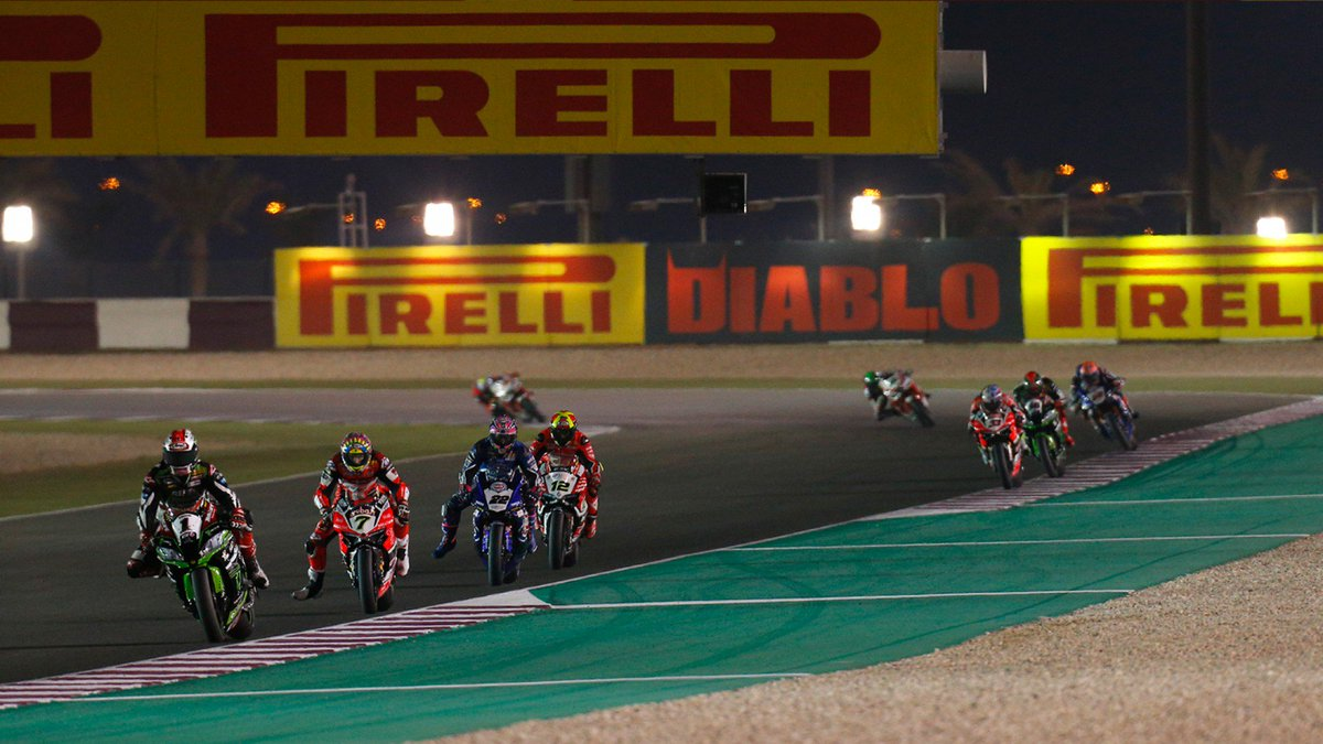 test Twitter Media - Records on the line: #WorldSBK has it all still to fight for  The title might be decided but it's not all over going into the final round   #QatarWorldSBK 🇶🇦   📰PREVIEW | #WorldSBK  https://t.co/c3FgWLCyzk https://t.co/2qeom3RZ8i