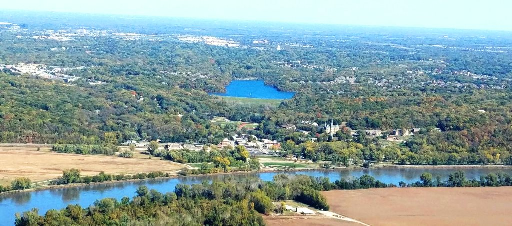 test Twitter Media - Check out this photo @parkvillemo from the sky from Christina D. Thanks for sharing! https://t.co/1CWkect0VC
