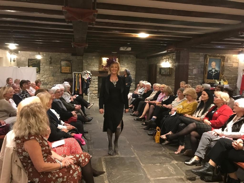 test Twitter Media - Strike a pose...💃  Our Ladies section held a Fashion Show in the Tylers Cabin on Friday Night, where they took to the run way to show off a range of items.👠👗 . . #cottrellpark #fashionshow #runway #strikeapose #ladiesfashion #catwalkqueens #ladiesection #golfevents https://t.co/wT8SMPmtMk