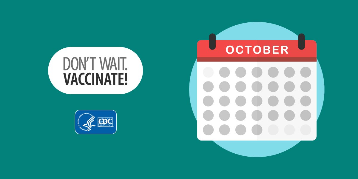 test Twitter Media - CDC recommends getting a #fluvaccine by the end of October. It's recommended to get vaccinated before flu begins spreading in your community, especially if you're living with #diabetes. Learn more about vaccines that are recommended to protect your health: https://t.co/3JtLk39pGe https://t.co/4SQyIdR4nb