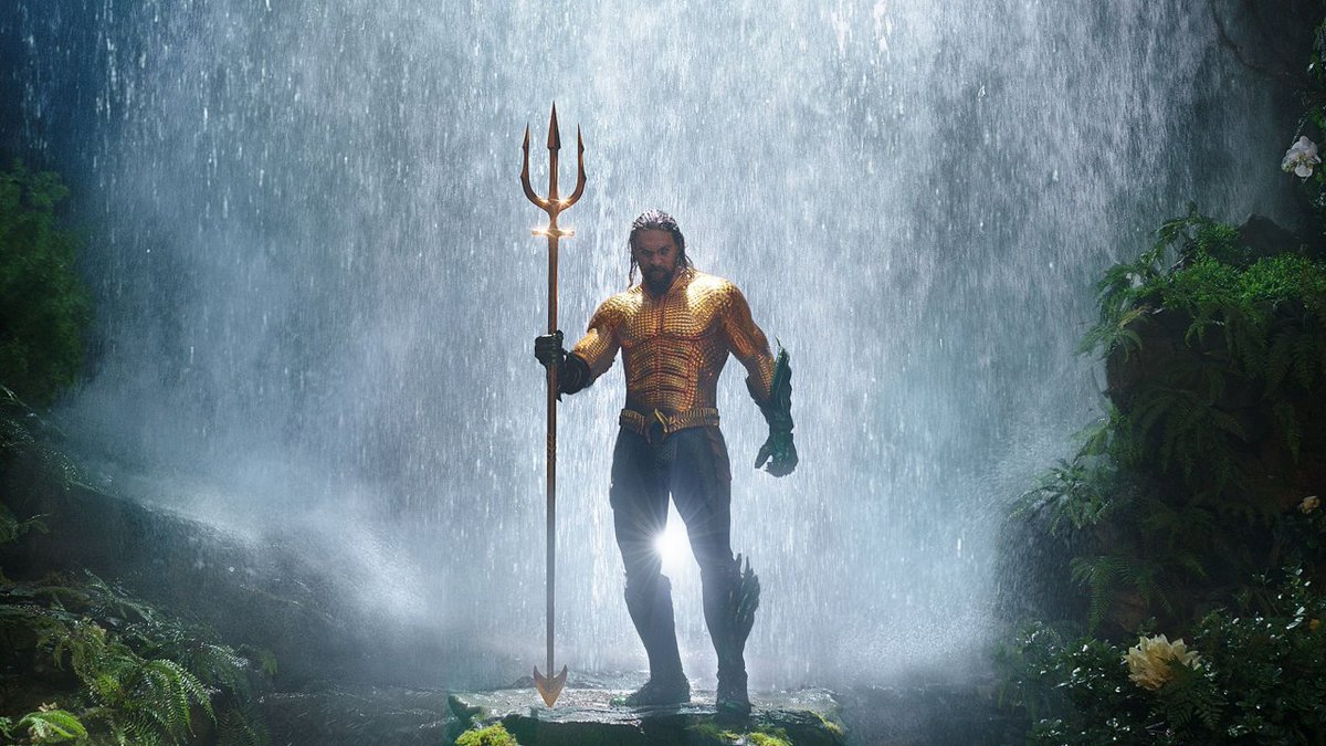 Jason Momoa durft al te praten over 'Aquaman 2' https://t.co/pCqI6pentW via @andreasvbeek #film https://t.co/gEuYkaUCqk