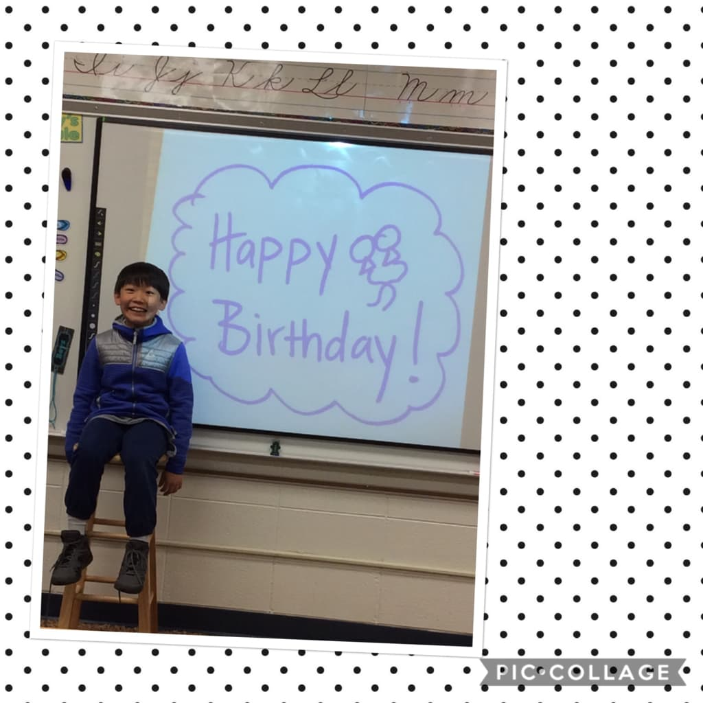 test Twitter Media - Happy birthday, Noah! #d30learns https://t.co/5UccUHVX5J https://t.co/UUi22lWfE5