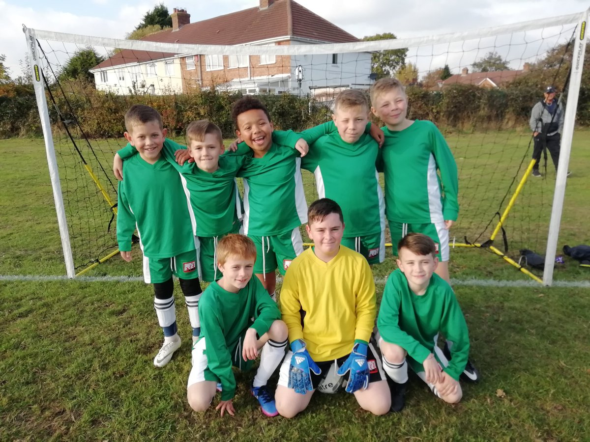 test Twitter Media - Belated tweet. On Friday these boys played some of the most impressive football, but couldn't find the back of the net, losing 0-3 to St Martin's. https://t.co/aHleUc9TDk