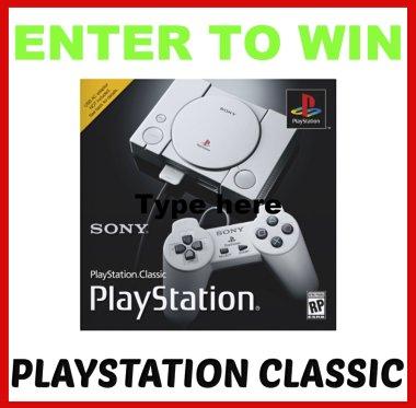 Free Sony PlayStation Classic https://t.co/J1nUcboR7p https://t.co/7pD2kvO0bU