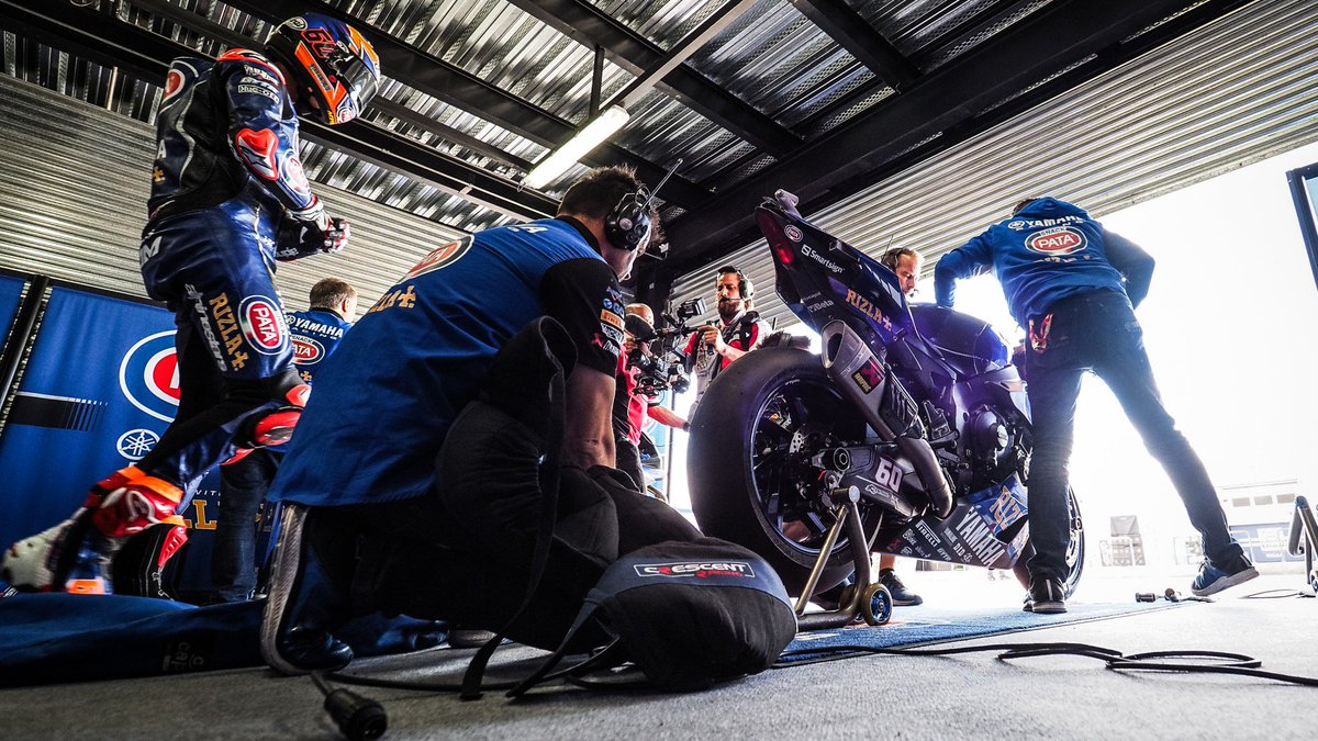 test Twitter Media - .@mickeyvdmark set to round off memorable year in style   @PataYamahaWSBK rider aiming to remain inside top 3️⃣ after Qatar Round  #QatarWorldSBK 🇶🇦   📰PREVIEW | #WorldSBK https://t.co/ElxFsYXOwB https://t.co/amo1yyGOxR