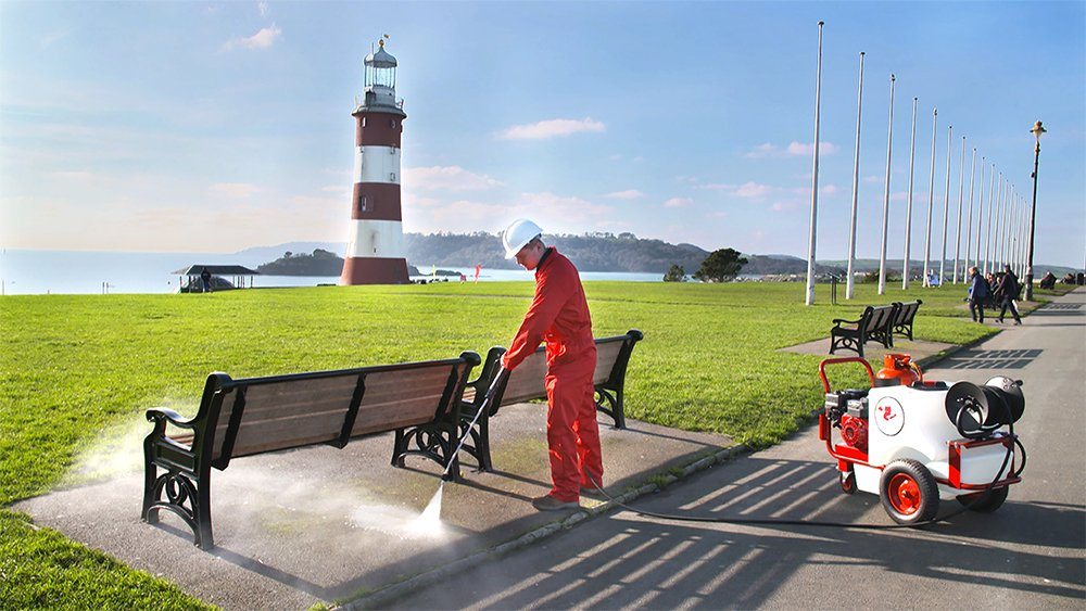 test Twitter Media - . @DemonPressure  are the leading UK manufacturers of high pressure cleaning equipment. Their revolutionary range of pressure washers will be on display at @IOG_SALTEX 2018 including the Hurricane Combi Flat Surface cleaner.  https://t.co/zSqYLPSYSa https://t.co/GFyJ3KMKZF