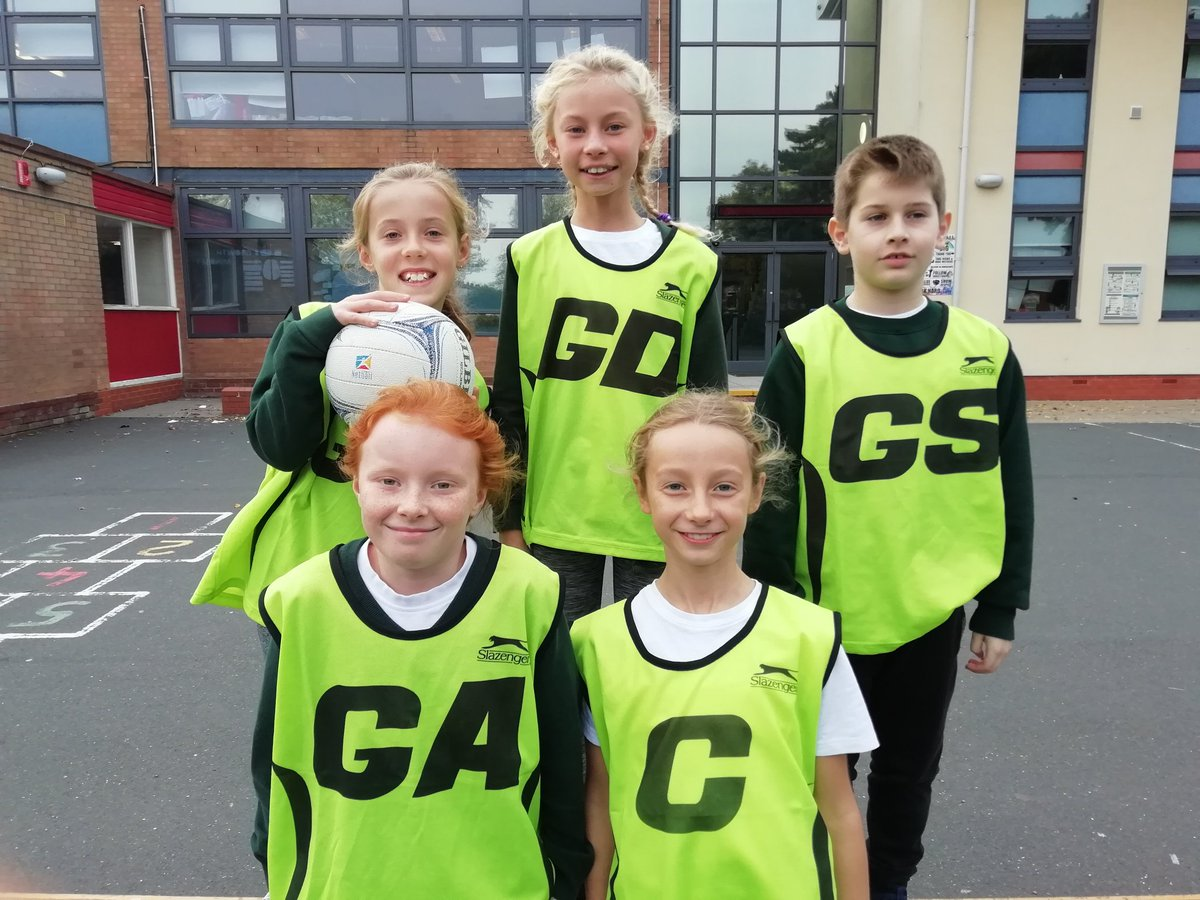 test Twitter Media - Year 5 played Cedars Academy in netball tonight. All though they lost, they still kept trying and smiling. https://t.co/ZrCBEweeso