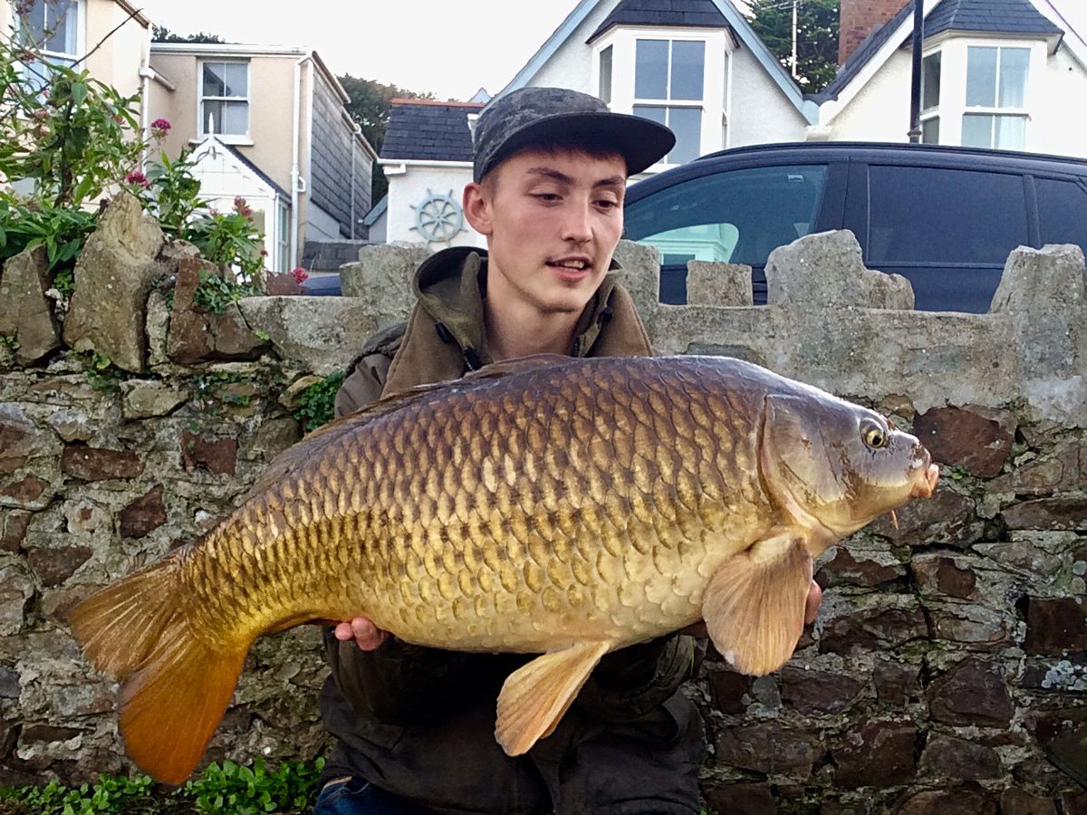 Meet our latest signing, Cornwall-based angler Jordan Marsh #beintelligent #kodexcarp #carpfishing h