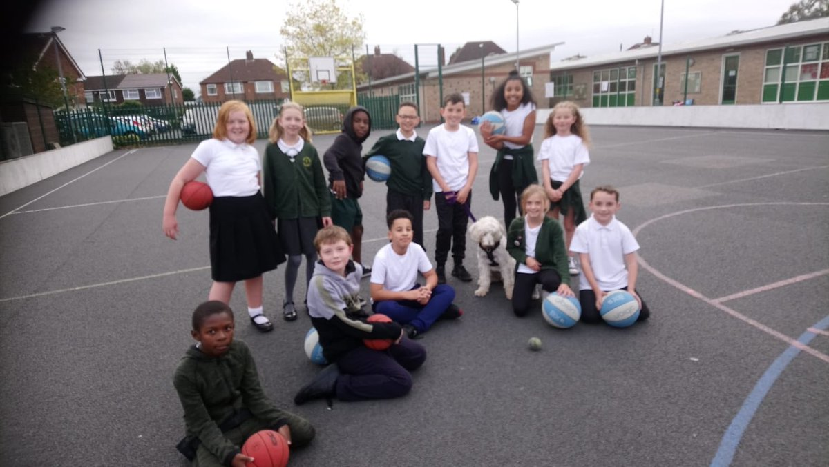 test Twitter Media - Daisy joined in with basketball training today after school.@willowsvets https://t.co/ysxboSlWYm