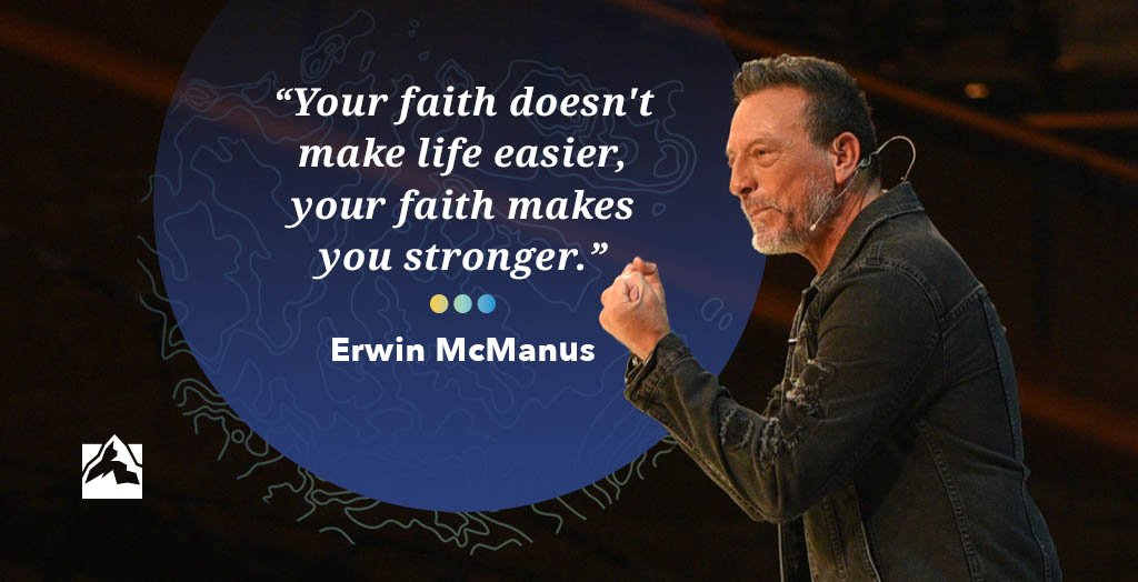 Our friend, @erwinmcmanus brought so much passion to #GLS18! How is your faith making you stronger? https://t.co/tymhhQDu6B